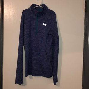 A long sleeve from Under Armour